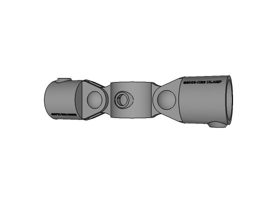 C51 - Double Swivel Socket