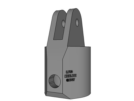 LF50 - Female Single Swivel Socket Member